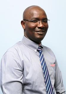 Mr. Eliud Muriithi