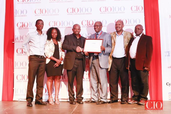 CIO 100 Award