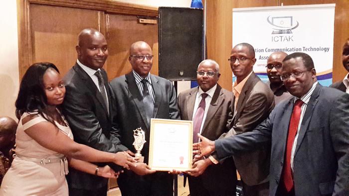 ICT Value awards 2014