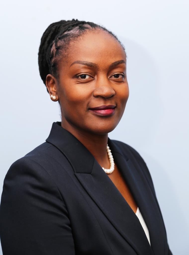 Ms. Caroline Gichinga