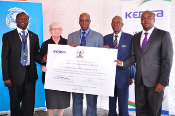 The KEMSA and UNICEF Malnutrition Project Boosted To Reach Five Million People