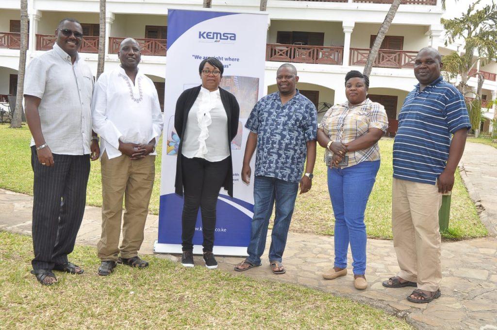 KEMSA Board of Directors Induction